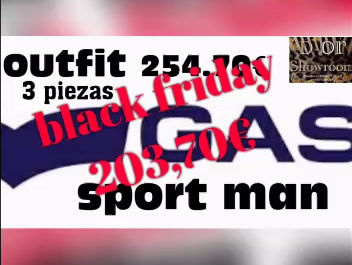 Outfit GAS Sport Man