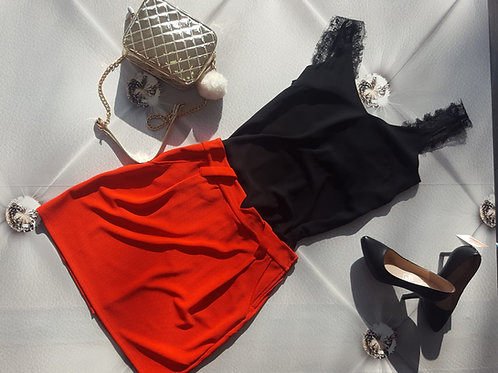Outfit RED woman