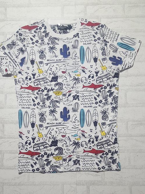 Camiseta B.S. London