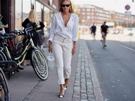 Cómo combinar un Pantalón Blanco este verano: trucos de estilo