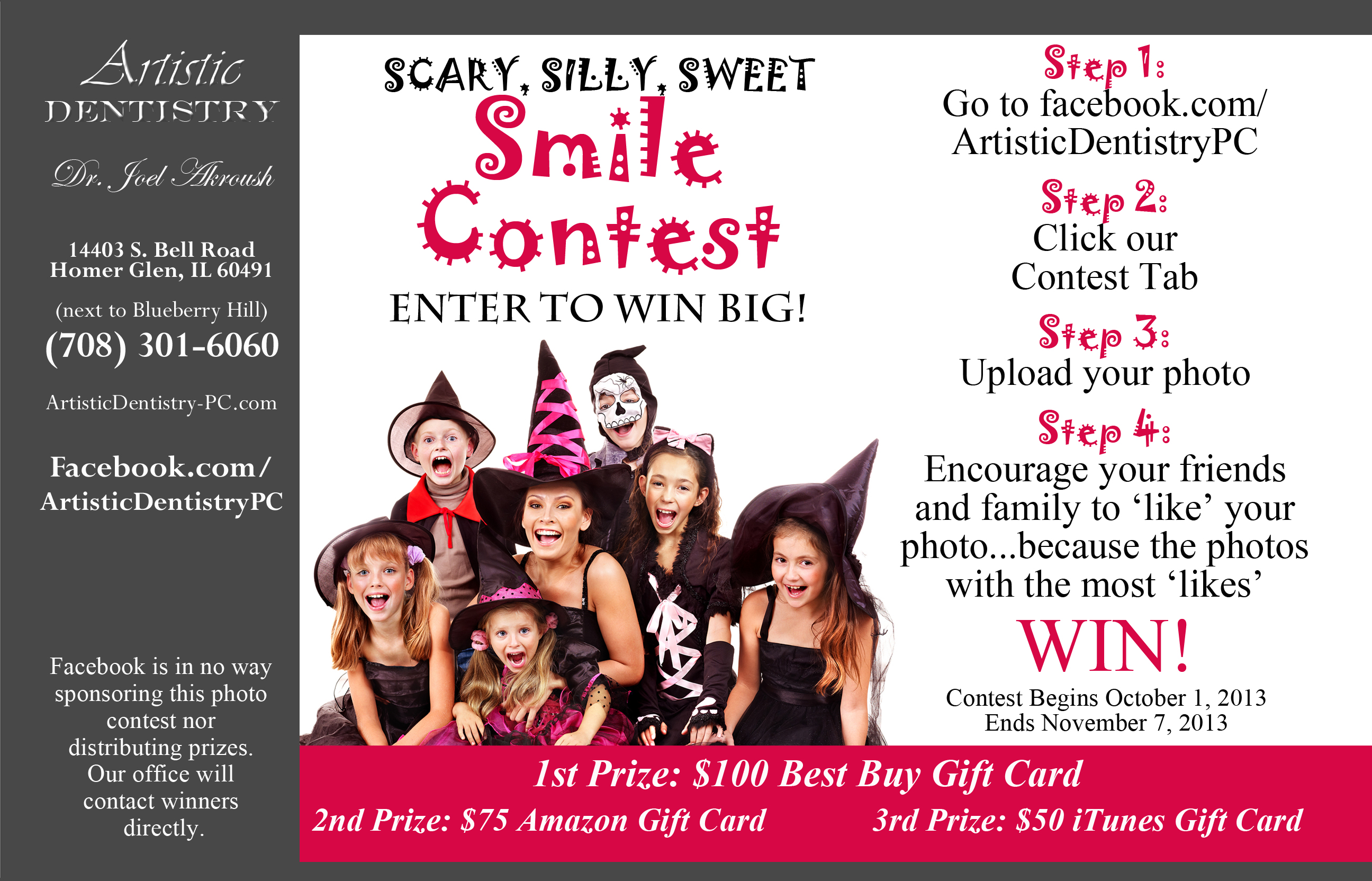 Contests Promotions!