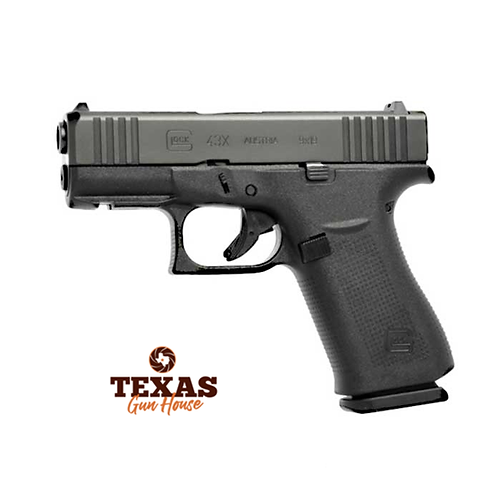 Pistola Glock 43X Slimline