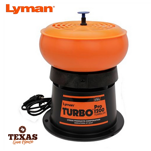 Tamboreador Turbo Pro1200 Lyman (110v)