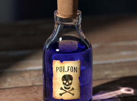 The poison we eat