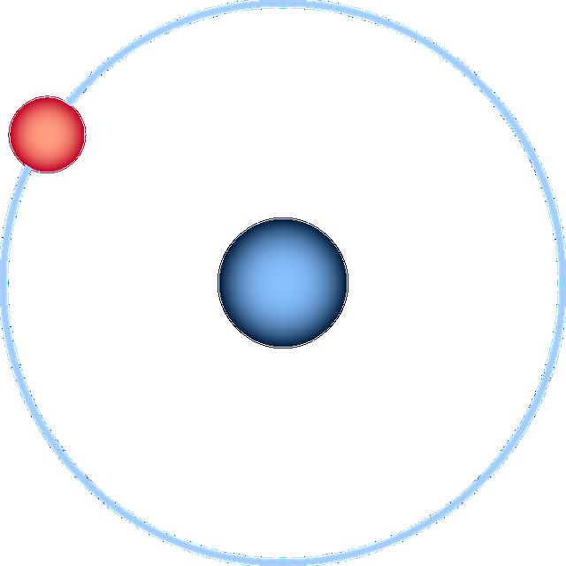 waterstof molecuul