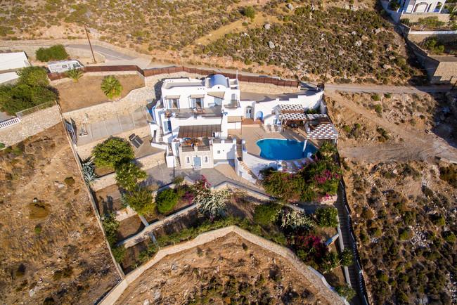 The Villa at Kastelli Bay, Kalymnos, Greece