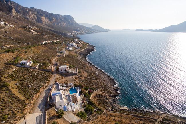 View of Kastelli