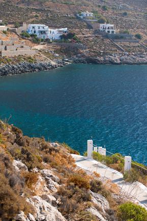 Church of Panayia in Kastelli, near the Villa at Kastelli Bay, Kalymnos, Greece