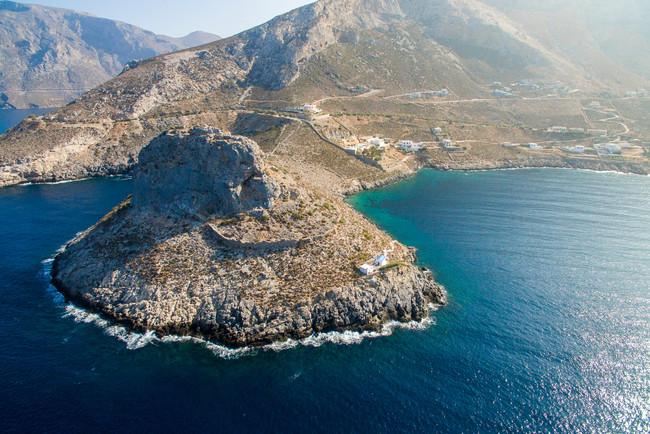 Kastelli Fort, Kalymnos, Greece