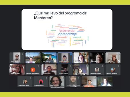 Concluyó una nueva edición del programa de mentoreo junto a EY-GDS Argentina