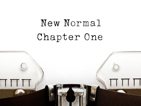 "How to accept and navigate the ""new normal."""