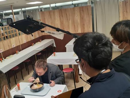 熊本ローカルタレント 中継の表情