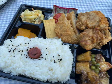 熊本ローカルタレント的お持ち帰り弁当