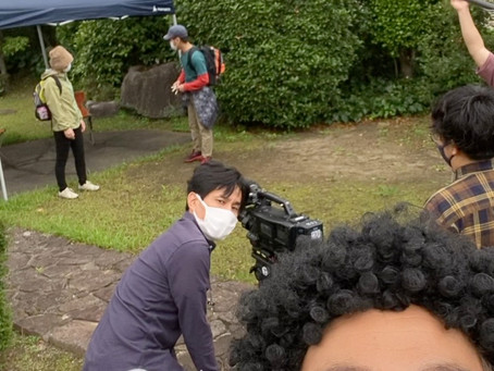 熊本ローカルタレント的レギュラー番組ロケ