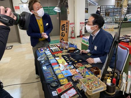 熊本ローカルタレント 催事中継