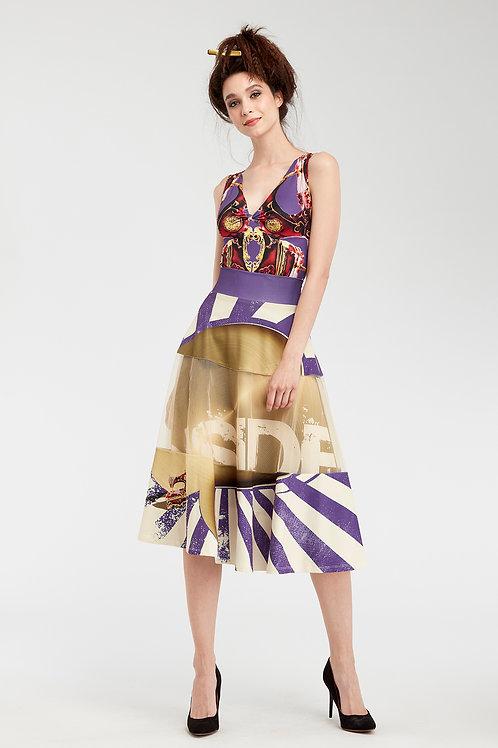 Skirt High Waist - Sunny Speach