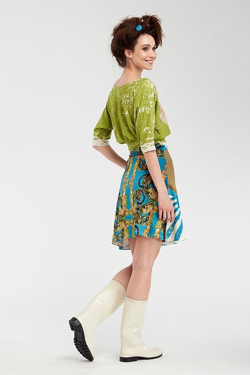 Skirt Mini Wide - Sunny Speach