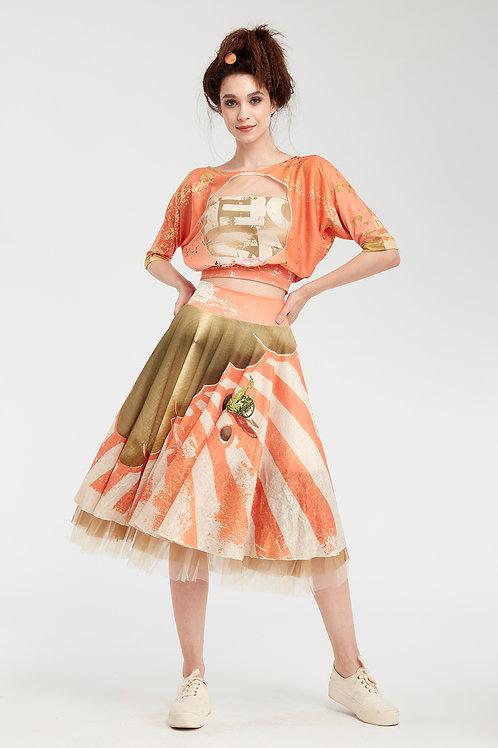 Skirt Shiffon - Sunny Speach
