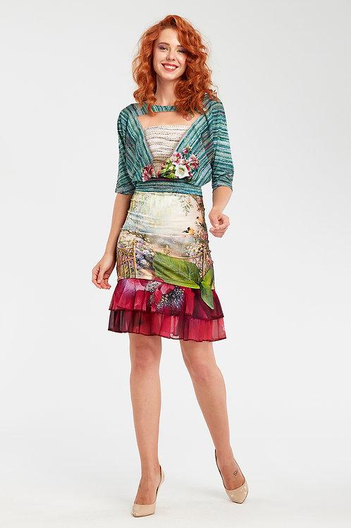 Skirt Mini - In Paradiso