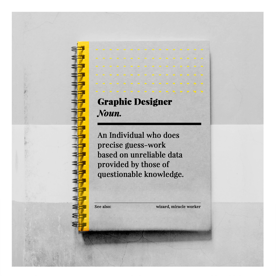 Graphic Designer Book Coverjpg