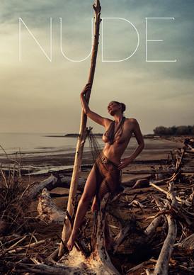 NUDE Magazine  Numero #4 Sand