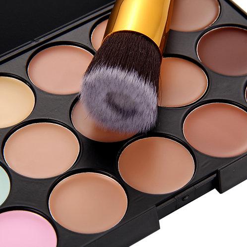 Fashion 15 Colors Foundation Concealer
