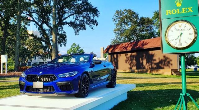 Olympia Fields championship 2020 BMW _ M