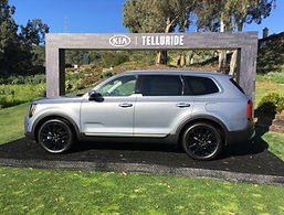Kia Telluride at 2019 Kia Classic Golf T