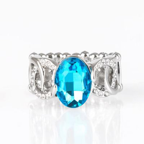 Supreme bling -blue