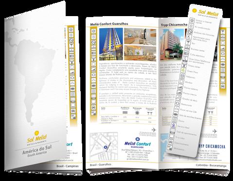 Diretório de Hotéis América do Sul