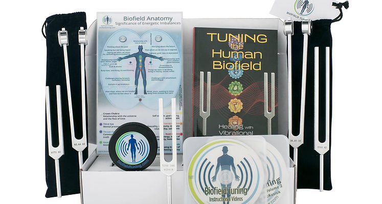 Biofield Tuning Collection