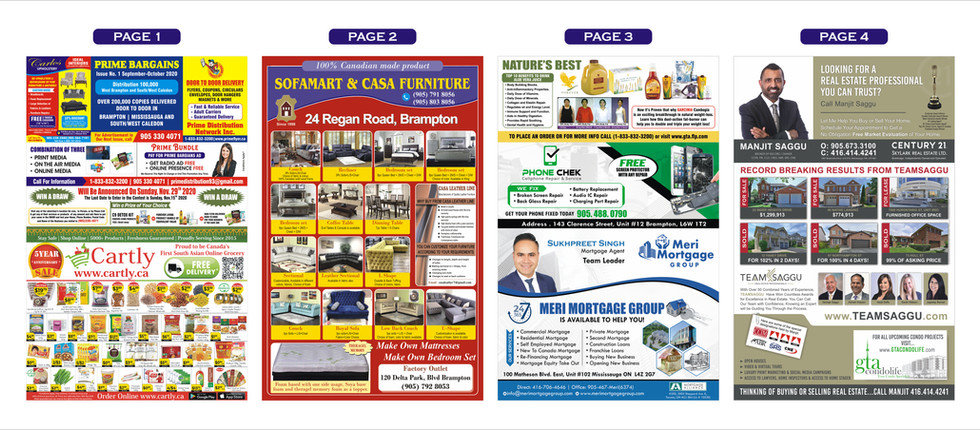 Sample of our Mass Advertisement Paper