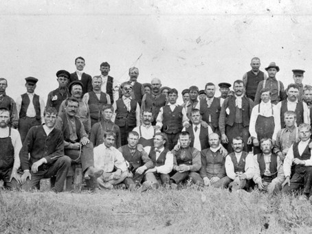 West Kootenay Boundary's first Doukhobors
