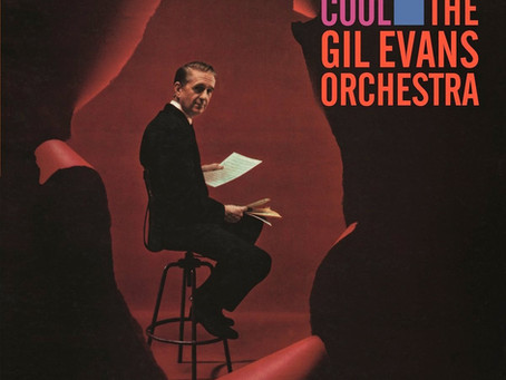 Gil Evans in Nelson