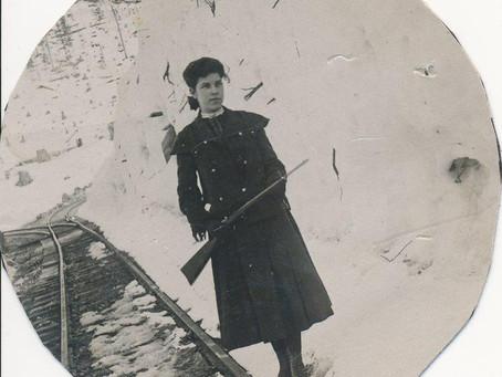 Pioneer women of West Kootenay: Kitty Hope
