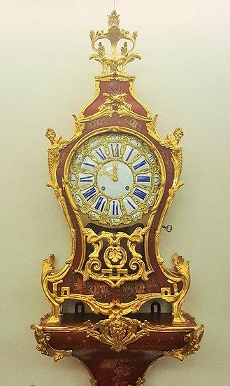"""Zenith Neuchâteloise - Grande Louis XV """"Paris"""" (à bronzes)"""