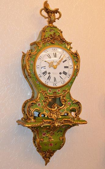 """Zenith Neuchâteloise - Louis XV """"Paris"""" (à bronzes)"""