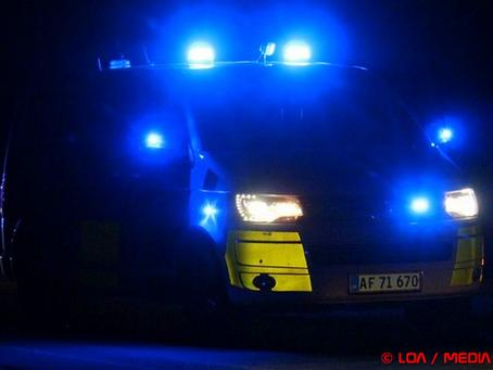 Mand forsøgte at køre fra politiet