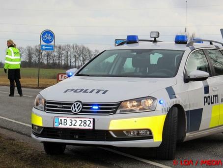 Politiet sætter fokus på uopmærksomme bilister i uge 38