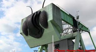 Kontravægten på Græshoppebroen skal opgraderes med 18 tons stål.