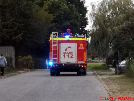 Brandalarm i Troldehaven