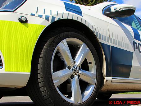 56-årig kørte påvirket i stjålet bil