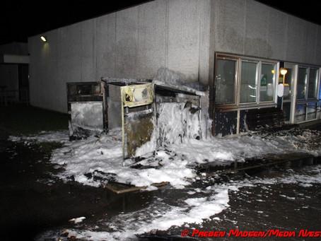 Brandstationen i Næstved havde 6 udrykninger 1. døgn af 2019.