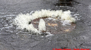 Trafikuheld udløst af kraftigt regnvejr i Ringsted og omegn