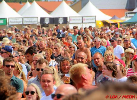 Over 20.000 var til Grøn Koncert i Næstved