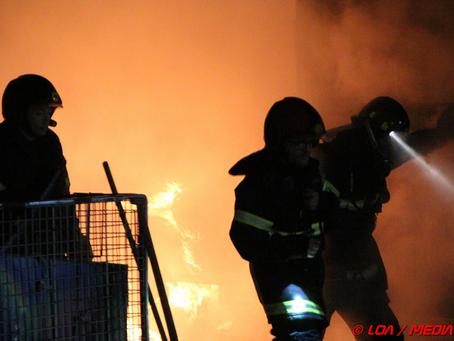 Mand fundet død ved brand på Kildemarken