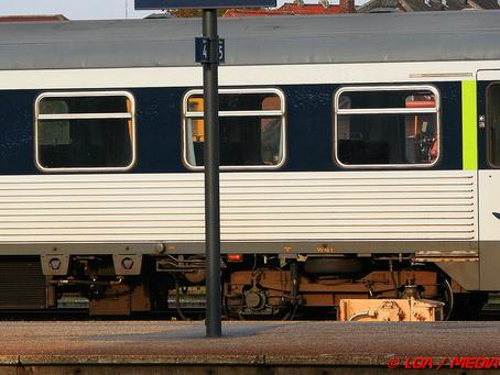 Gratistur med toget … blev dyr