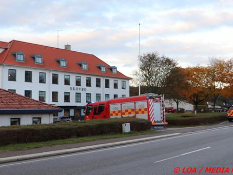 Køleskab eksploderede på plejecenter i Langebæk