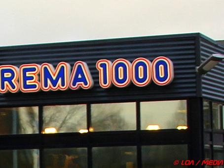 Råberi ved Rema1000