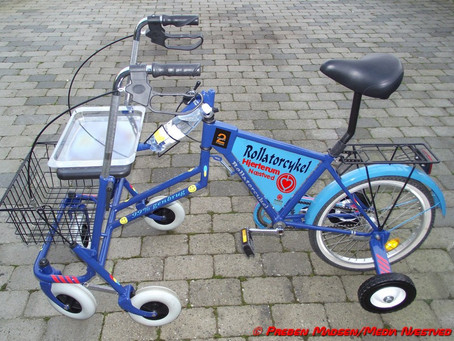 Hjerterytterne har plads til endnu flere på cykelholdet Hjerterum i Næstved.